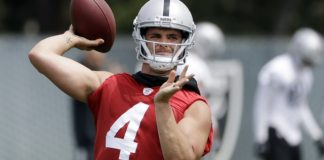 Carr says no extension if not done before training camp