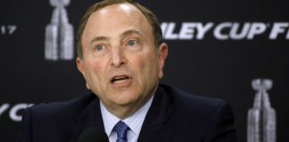 NHL's international plan includes China but not Olympics