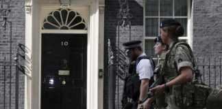 Raids, arrests as on-edge UK seeks 'network' of attackers