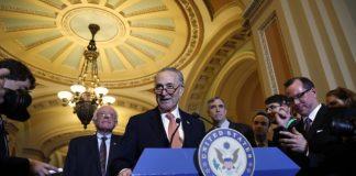 The Latest: Senate leaders await analysis of GOP health bill
