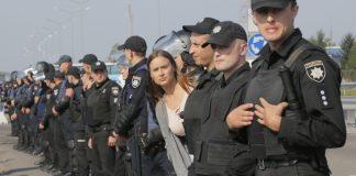 Stateless Mikheil Saakashvili breaks through into Ukraine