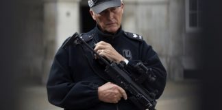 The Latest: London police chief calls for calm after attack