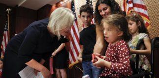The Latest: Trump slams McCain for opposing health bill