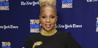 Mary Blige, Mariah Carey, Nick Jonas get Golden Globe nods
