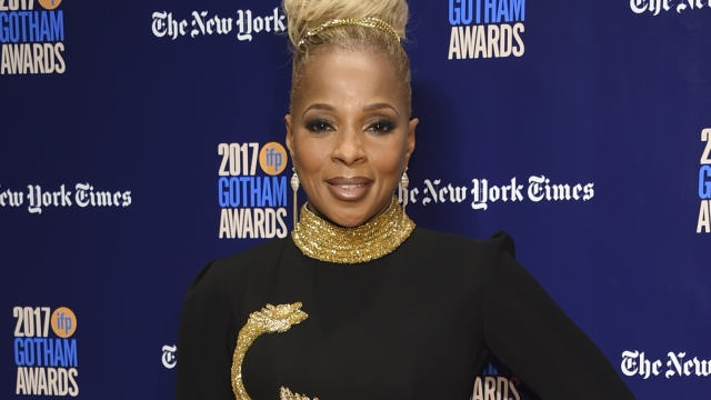 Mary Blige, Mariah Carey, Nick Jonas get Golden Globe nods