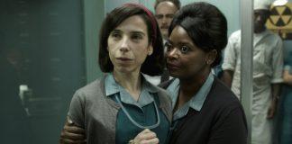 'Shape of Water,' 'Big Little Lies' lead Golden Globes