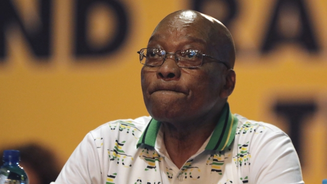 South African president suffers another legal setback