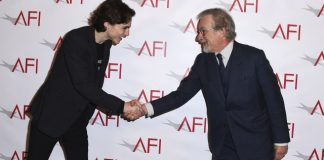 AFI Awards honor top film and TV productions ahead of Globes