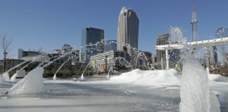 Deadly cold disrupts US; warming centers open in Deep South