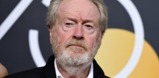 Director Ridley Scott to be honored by British film academy