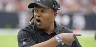 Lions fire coach Jim Caldwell after missing playoffs