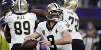 Saints QB Brees: No plans to field offers from other teams