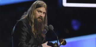 The Latest: Chris Stapleton wins best country album award