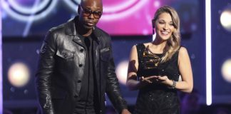 The Latest: Dave Chappelle wins best comedy album Grammy