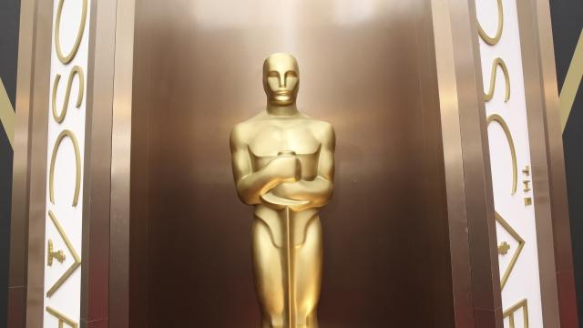 The Latest: 'Mudbound' cinematographer makes Oscars history