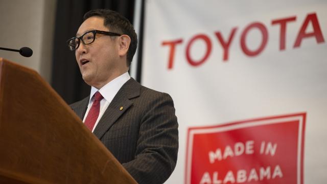Toyota-Mazda plant: Alabama bids to become a major auto hub