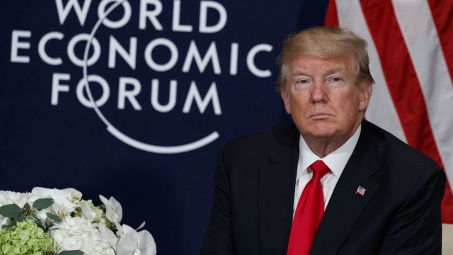 Trump predicts Davos speech will be 'well received'