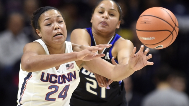 UConn women extend conference win streak, top Tulsa 78-60