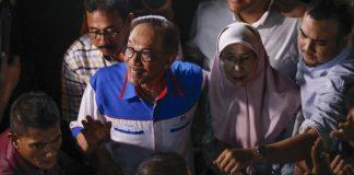 AP Interview: Anwar wants Malaysia to scrap race policies