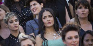 Cannes: Salma Hayek says change has 'already happened'