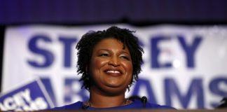 Georgia Democrat challenges racial barrier in governor race