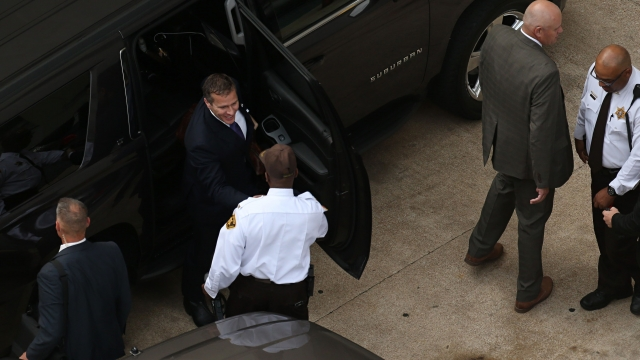 Jury selection begins in trial of Missouri governor