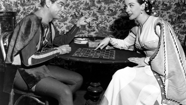 Patricia Morison, Broadway and Hollywood star, dies at 103