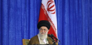 The Latest: Trump defends Iran nuclear deal withdrawal