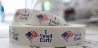 Voters choose nominees in Arkansas, Georgia, Kentucky, Texas