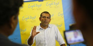 AP Interview: Fugitive Maldives ex-leader aims for return