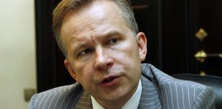 European Central Banker in Latvia denies charges of bribery