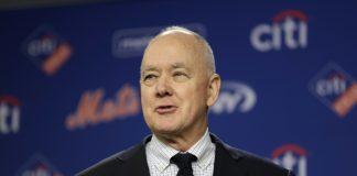 Mets GM Sandy Alderson steps down after cancer returns