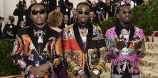 Rap trio Migos to receive ASCAP Vanguard Award
