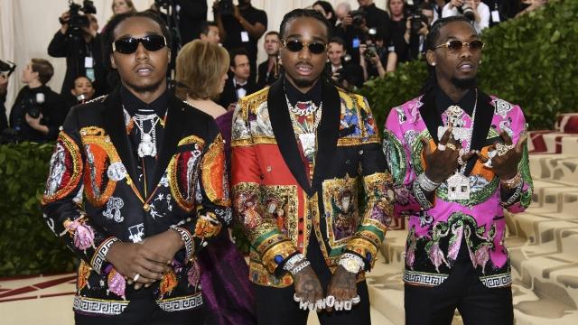 Rap trio Migos to receive ASCAP Vanguard Award