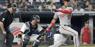 Teenage dream: Soto, 19, powers Nats' win at Yankee Stadium