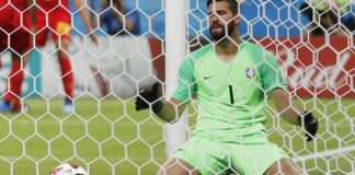 Alisson joins Liverpool as world's most expensive goalie