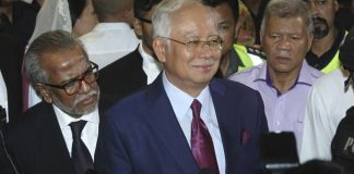 Ex-Malaysia leader Najib charged with breach of trust, graft