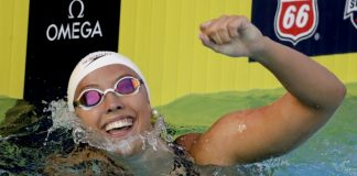 Kathleen Baker cruises to easy win in 200 IM at US nationals