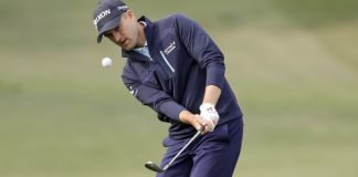 Knox feels like gold with spot in Open, pairing with Tiger