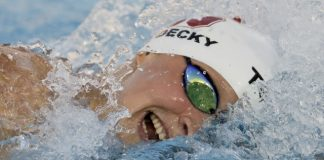 Ledecky cruises to easy win in 800 free at US Nationals