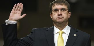 Senate confirms Robert Wilkie for Veterans Affairs secretary