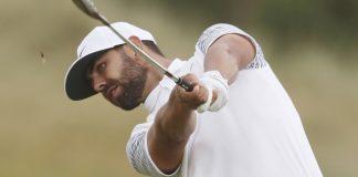 South Africa's Van Rooyen leads Irish Open by 4