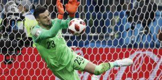 The Latest: Croatia beat Danes on PKs, sets up QF vs Russia