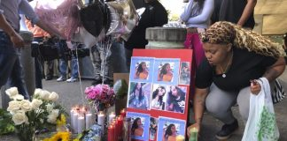 The Latest: Suspect arrested in Oakland station killing