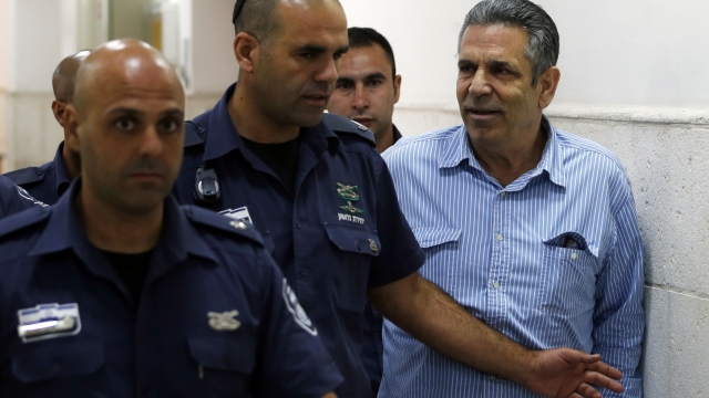 Trial begins for ex-Israeli minister charged as Iran spy