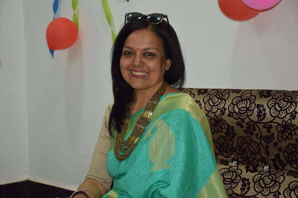 Actor Sushmita Mukherjee's Birthday