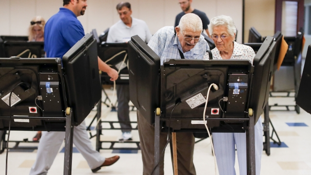 AP analysis finds Democratic voters hold an enthusiasm edge