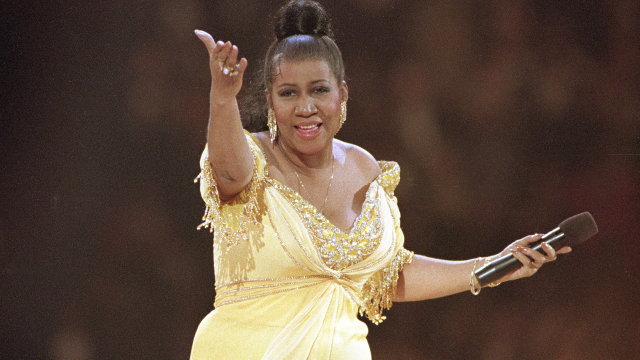 AP Newsbreak: 'Queen of Soul' Aretha Franklin dies at 76