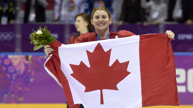 Canadian women's hockey star joins Maple Leafs' front office