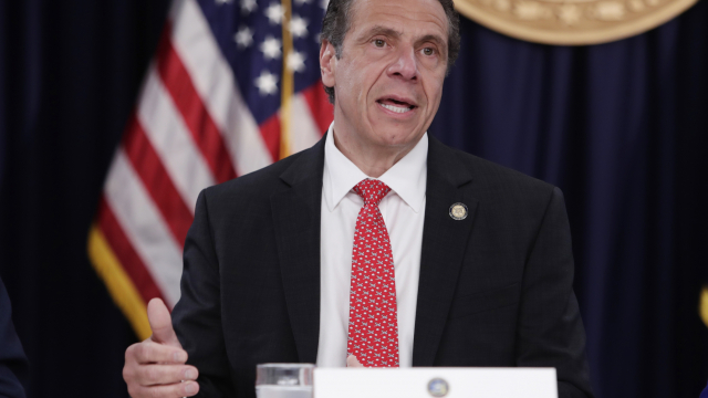 Cuomo on his 'inartful' remark: 'Of course America is great'